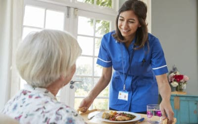 Food Preparation in the Carer's Workplace